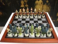 Királyos  sakk készlet (448)