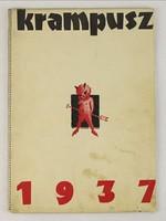 0V027 Krampusz 1937. folyóirat