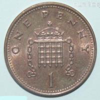 1 Penny (One Penny) - Nagy-Britannia - 2008.