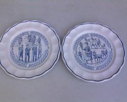 HERR Keramik dísztányér párban
