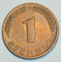 1 Pfennig (G) - Németország - 1978.