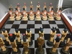 Ókori Egyiptom sakk készlet (447)