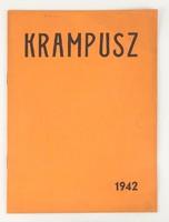 0V025 Krampusz 1942. december 6. folyóirat