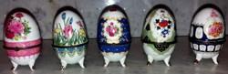 Porcelán disztárgy - kinyitható