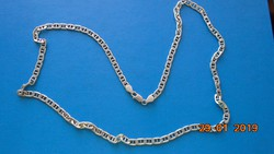 Ezüst nyaklánc(62cm!)