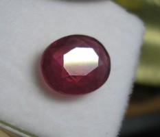 Ovális csiszolású pinkes rubin (3) ... 26da10e1c8