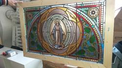 Egyházi Ólomüveg