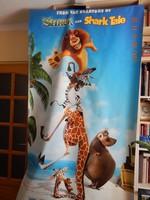 Óriási moziplakát - Madagaszkár
