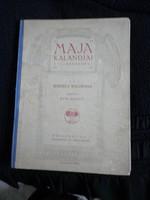 Bonsels Waldemárí. Maja kalandjai 1920