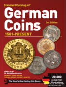 German Coins-1501-től napjainkig.
