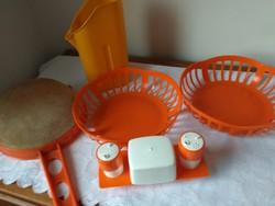 Narancs színű Konyhai Retró - ságok