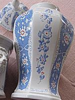 Lichte  fedeles váza