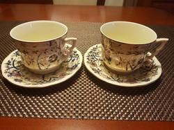 2 db Zsolnay bambuszos teás csésze 2.