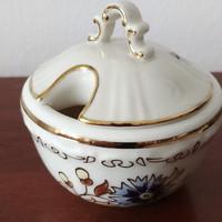 Zsolnay porcelán szószos tálka