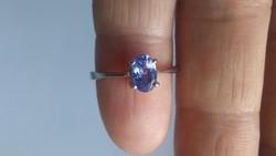 Tanzanit 925 gyűrű(5)