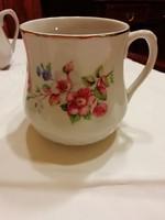 Drasche porcelán hasas bögre