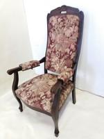Antik neobarokk fotel I.