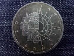 Bonn ezüst emlék 10 Márka /id 5730/