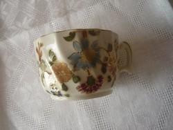 Antik Zsolnay fajansz csésze