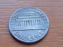USA 1 CENT 1969  D