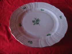 Herendi , nagy méretű tányér vagy inkább tál  ,  273mm