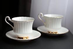Paragon két személyes mokka kávés csésze szett