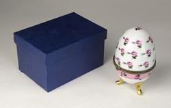 0V047 Tiffany Royal Collection tojás bonbonier