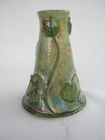 Tavirózsás kerámia váza