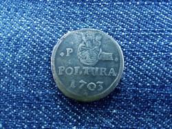 I. Lipót 1 poltura 1703 (id1614)