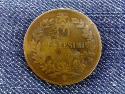 I. Umberto 10 centisimi 1893 /id 2927/