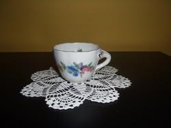 Antik Zsolnay kávés csésze