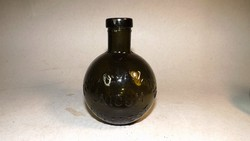 Antik Zwack unicumos üveg 11,5 cm
