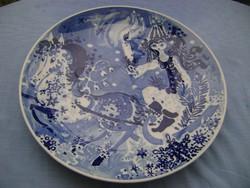 Meisseni porcelán  falitányér 25 cm