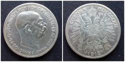 Ferenc József 2 Corona 1912/id 2057/