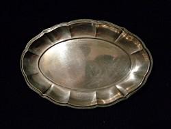 Antik német kis ezüst tálka