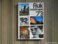 Fiuk évkönyve 1973