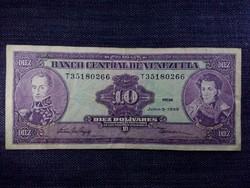 Venezuela 10 bolívar 1995/id 5363/