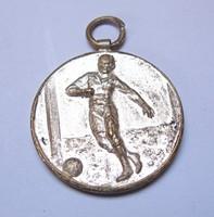 Rádler díj 1934 futball érem.