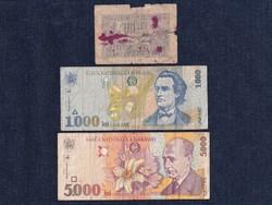 3 db román lej (id5686)