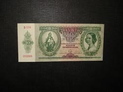 10 pengő 1936 extraszép, hajtatlan!