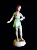 Drasche  éneklő kislány