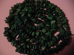Malachite nyaklánc