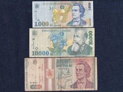 3 db román lej (id5683)