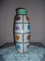 Iparművészeti kerámia váza