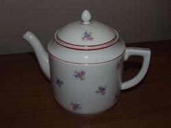 Régi Zsolnay teás kanna ,tea kiöntő