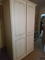 Trüggelmann 2 ajtós gardrobszekrény 110x220cm
