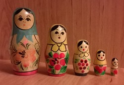 Matrioska babák