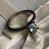 Ezüst antik gyűrű 17mm belső átmérő