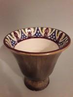 ANTIK RITKASÁG -  MÁRKY BÉLA - jelzett kerámia váza
