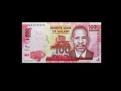 UNC - 100 KWACHA - MALAWI - 2012